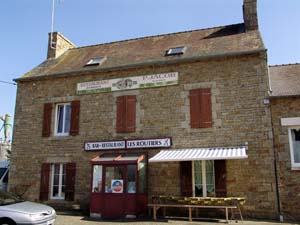 Restaurant Saint Brandan